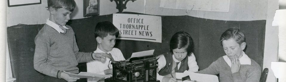 Thornapple Street Newspaper